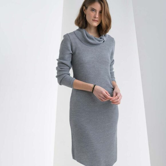 Pletenine_Spenko_zenska_moda_obleka_Bianca_novo
